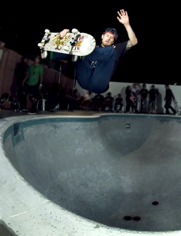 Luke Braddock - Frontside Air
