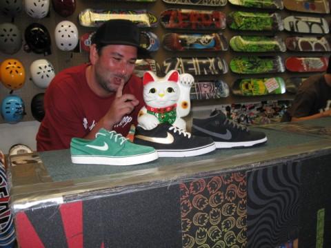 New Nikes