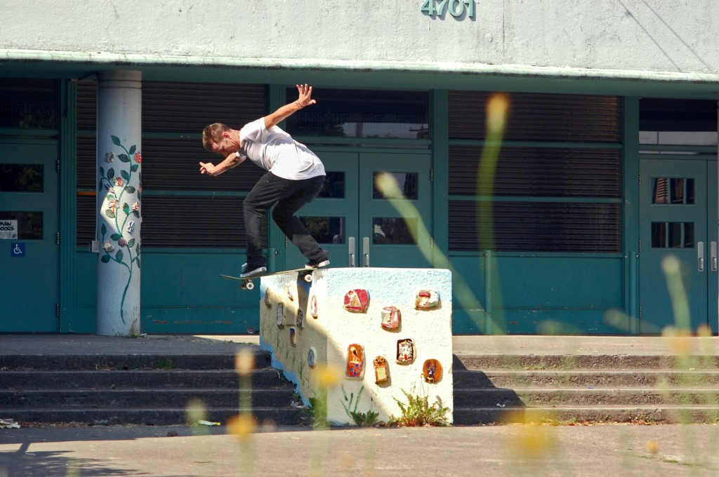 "Nathan ""Knox"" Forson - Backtail (photo: Nate Sweeters)"
