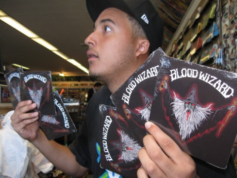 New Blood Wizard $6.95