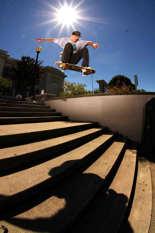 Scotty Watson - Santa Cruz High - Ollie