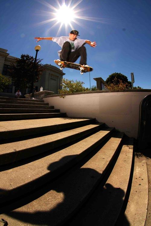 Scotty Watson - Santa Cruz High - Ollie