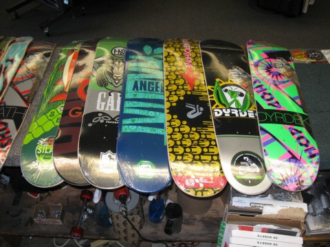 New Habitat Decks in!