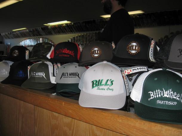 Bill's Hats