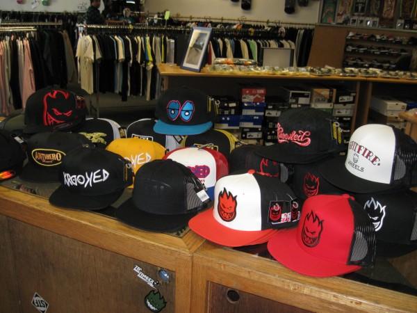 New DLX Hats