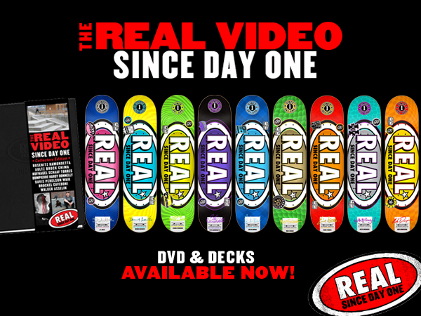 Real Video Now Available!