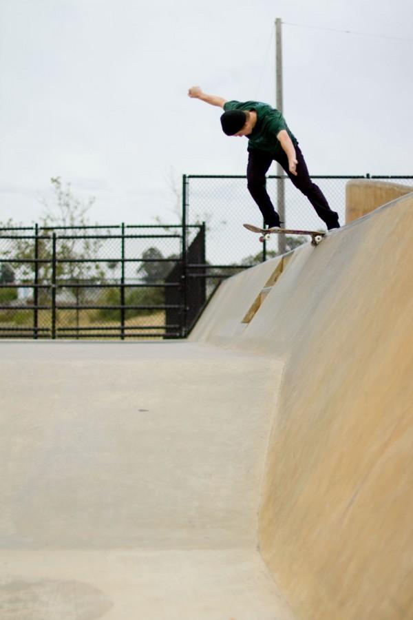 Tommy Werner - Backside Tailslide photo: Luu