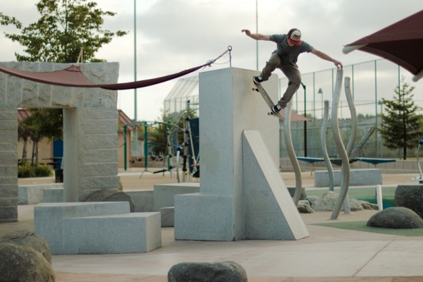 Jared Fiorovich - Tail Drop (photo: Luu)